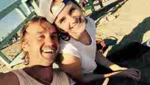 Tom Felton und Emma Watson