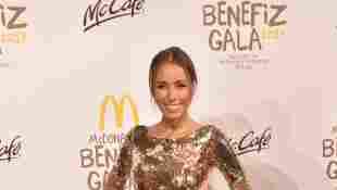 Annemarie Carpendale bei einer McDonalds Spendengala 2017