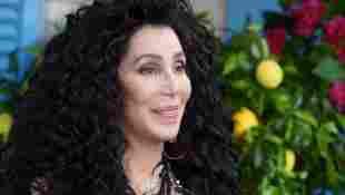 Sängerin Cher