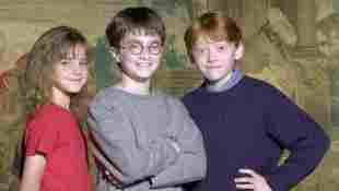 """Emma Watson, Daniel Radcliffe und Rupert Grint: So niedlich kennen wir die Hauptdarsteller aus den """"Harry Potter""""-Filmen"""