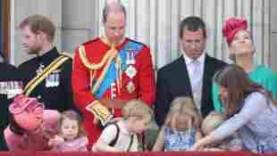 Enkel von Königin Elisabeth II, Urenkel von Königin Elisabeth II, Familie der Queen