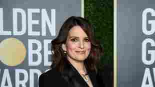 Tina Fey bei den Golden Globes 2021