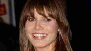 Heidi Klum bei den Brit Awards 2002