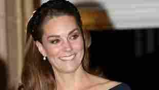Herzogin Kate: Wunderschön in schwarz