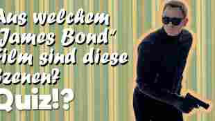 """James Bond""- Filme Quiz"