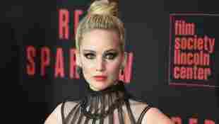 """Jennifer Lawrence bei der Premiere von """"Red Arrow"""" in New York"""