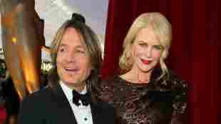 Nicole Kidman ist einige Zentimeter größer als ihr Mann Keith Urban