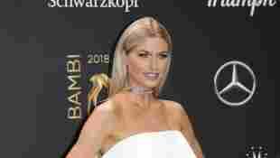 """Lena Gercke: Bei """"The Voice of Germany"""" steht sie als Moderatorin auf der Bühne"""
