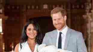 Herzogin Meghan, Prinz Harry und ihr Baby