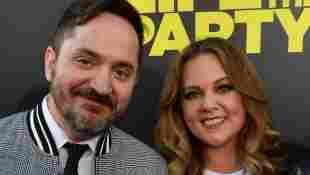 Melissa McCarthy mit ihrem Ehemann Ben Falcone