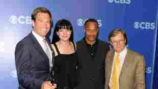 Michael Weatherly, Pauley Perrette, Rocky Carroll und David McCallum