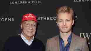 Nico Rosberg trauert um Niki Lauda