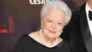 Vom winde verweht Olivia de Havilland heute