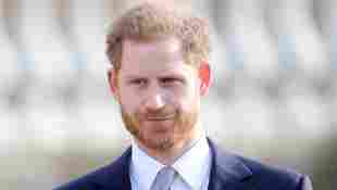 Prinz Harry leistet in L.A. Wohltätigkeitsarbeiten