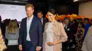 Prinz Harry und Herzogin Meghan Auckland