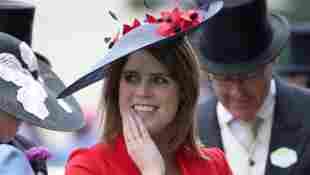"Prinzessin Eugenie beim ""Royal Ascot"" 2017"