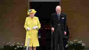 Königin Elisabeth und Prinz Philip