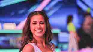 """Sarah Lombardi wieder mit langer Haarpracht bei """"Dancing on Ice"""""""