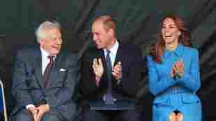Sir David Attenborough, Prinz William und Herzogin Kate 2019