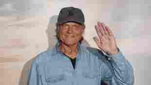 """Terence Hill bei der Premiere seines Films """"Mein Name ist Somebody - Zwei Fäuste kehren zurück"""""""