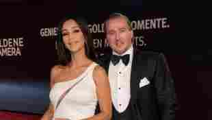 Verona Pooth und Franjo Pooth bei der Goldenen Kamera 2017