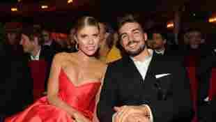 Victoria Swarovski und Mariano Di Vaio bei den GQ Men of the Year Awards in Berlin