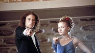 10 Dinge, die ich an dir hasse Heath Ledger Julia Stile heute