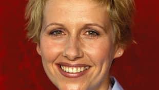 Andrea Kiewel im Jahr 2000