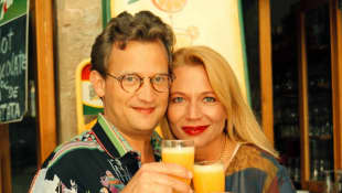 Angela Neumann und Andreas Pollak