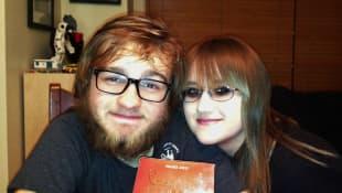 Angus T. Jones und seine Freundin
