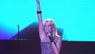 Annemarie Eilfeld nahm 2009 an der Castingshow DSDS teil