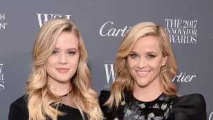 Ava Phillippe und Reese Witherspoon sehen sich wirklich unglaublich ähnlich