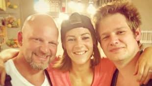 BTN-Joe, Alina und Ole