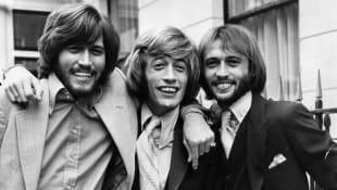Barry, Robin und Maurice Gibb