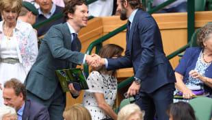 Benedict Cumberbatch und Bradley Cooper