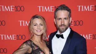 Blake Lively und Ryan Reynolds zeigten sich verliebt auf dem roten Teppich