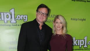 Bob Saget Kelly Rizzo verlobt Full House