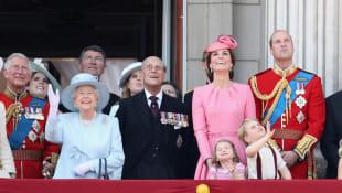 Britische Königsfamilie