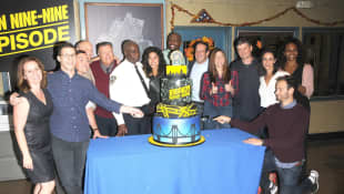 """Der Cast von """"Brooklyn Nine-Nine"""""""