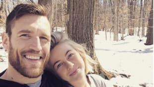 Brooks Laich und Julianne Hough