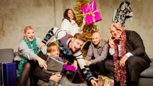 Berlin - Tag und Nacht, Laura Maack (Paula), Lutz Schweigel (Joe), Liza Waschke (Milla), Sandy Fähse (Leon), Marcel Maurice Neue (Krätze), Alexander Freund (Schmidti)