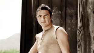 """Burt Reynolds in """"Gunsmoke"""""""