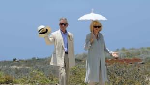 Prinz Charles und Camilla von Cornwall