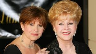 Carrie Fisher und Debbie Reynolds sind gestorben