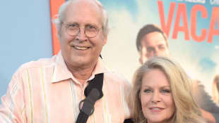 Chevy Chase und Beverly D'Angelo