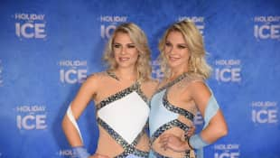 Cheyenne und Valentina Pahde bei Holiday on Ice