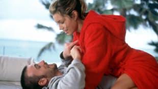 Chris Evans und Jessica Biel