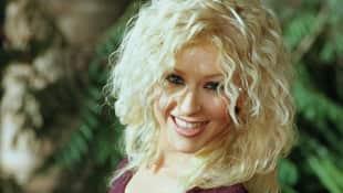 Christina Aguilera vor ihrer Brust-OP