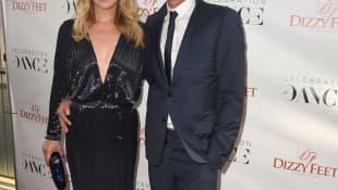 Christina Applegate und Martyn LeNoble