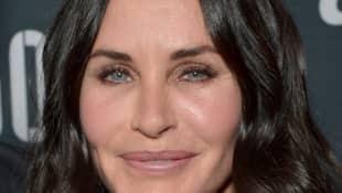 """""""Friends""""-Star Courteney Cox sieht ziemlich anders aus"""